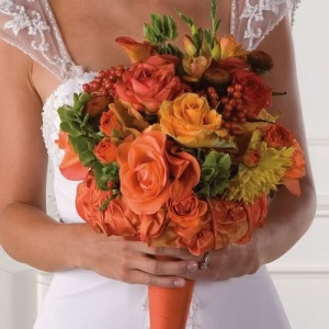 Halloween-Wedding-Flower
