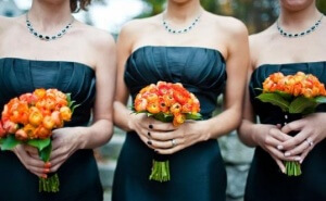 halloween-bridesmaids-dresses-and-bouquets-msn-living-the-knot