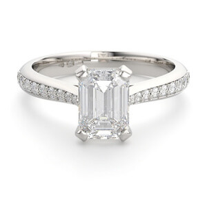 emerald-cut-diamond-engagement-ring-with-diamond-set-shoulders